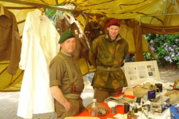 Bookfair Oosterbeek 2008