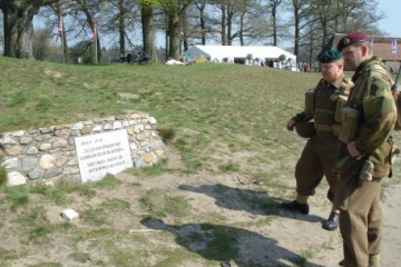 Liberation route Ginkel 2011