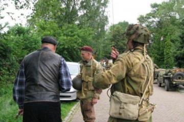 Recce ambush Wolfheze 2011